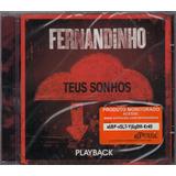 Playback Fernandinho   Teus Sonhos [original]